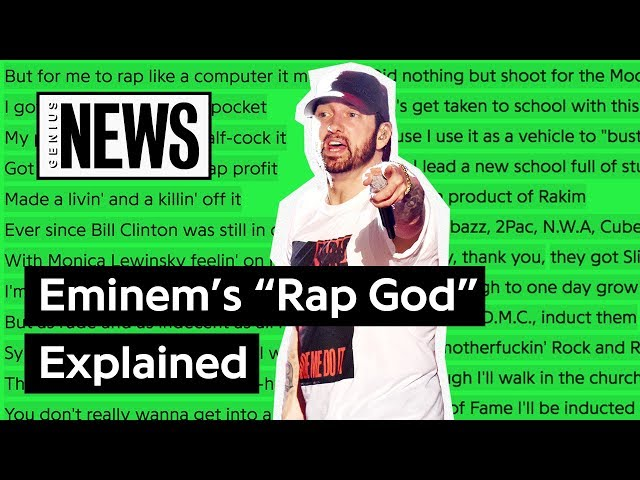 Eminem's Verse On Nicki Minaj's