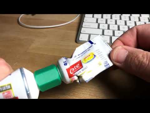 Toothpaste Nut