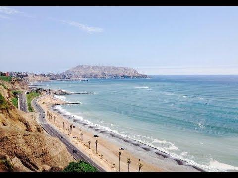 Prirodni Radio - Pacific Ocean, Peru