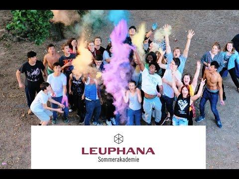 Leuphana Sommerakademie in Düsseldorf - Trailer