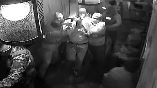 Як затримували Міхеїла Саакашвілі – відео з камер спостереження