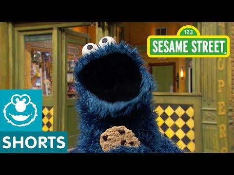 Sesame Street: Cookie Monster's Joke | #ShareTheLaughter Challenge