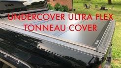 Toyota Tundra Undercover Ultra Flex Tonneau Cover