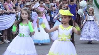 Парад невест в Новошахтинске