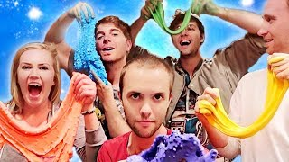 Download DIY SLIME CHALLENGE Mp3 and Videos