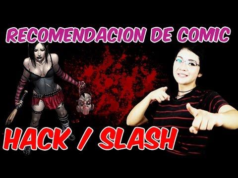Hack Slash - Recomendación de Comic | Viryd in the mirror