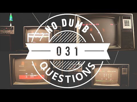 No Dumb Questions 031 - Ready Player One Movie Review
