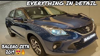 New Baleno ZETA 2019 Detailed Overview | All New Changes Explained.Best Budget Car Under 8 Lakhs? ❤