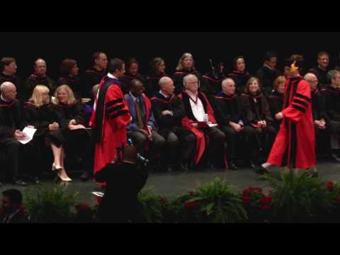 Degree Candidates for (J.D.) - Cornell Law Convocation 2016
