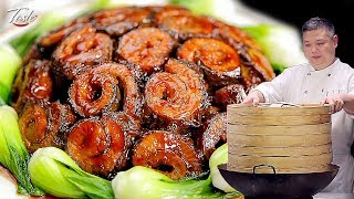The Ultimate Eels by Chinese Masterchef • Taste The Chinese Recipes Show