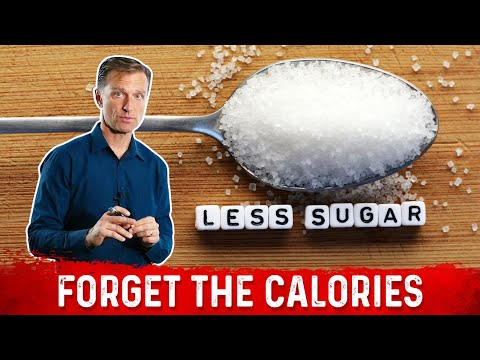 Forget The Calories, Just Reduce Sugars