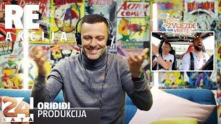Juraj Šebalj REAGIRA na najbolje trenutke iz serijala Zvijezde vrište