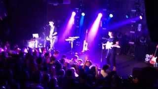 Cherub - Monogamy (Live @ Highline Ballroom, NYC)