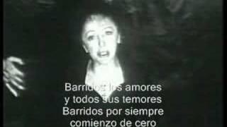 Baixar Edith Piaf    Non, Je Ne Regrette Rien en español