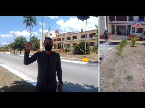 Cubano arrestado tras 'plantarse' frente al Partido en Santa Clara