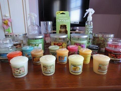 Aromas para el hogar velas y otras formas de aromatizar - Aromatizantes naturales para la casa ...
