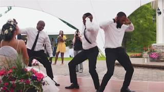 BEST Groomsmen Dance EVER!