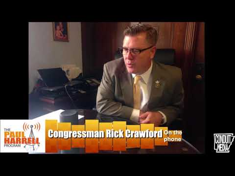 Congressman Rick Crawford on Events of the Day 081817