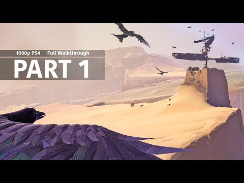 VANE - Gameplay Walkthrough Part 1 No Commentary - PS4 Pro