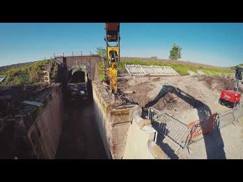 Small wonder - Reconstructing Halsey Bridge