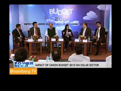 Budget special Talk Show on Solar
