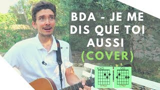 Boulevard des Airs - Je me dis que toi aussi - Accords - (Cover Guyno Music)