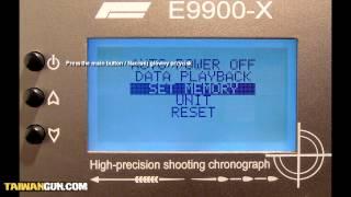 E9900-х хронограф зйомки [АСМ]