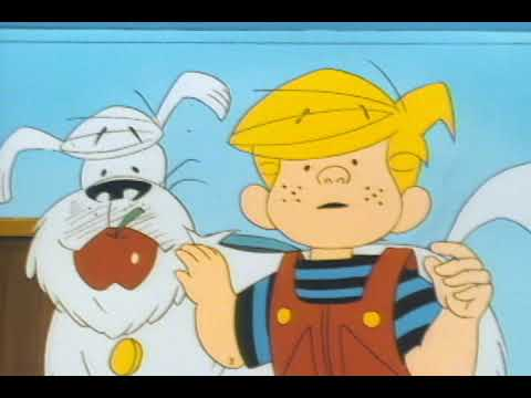 Dennis The Menace - Dennis And The Deep / K-9 Kollege / Housepests | Classic Cartoons For Kids