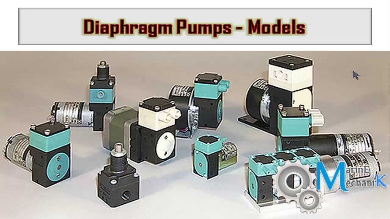 Diaphragm pump uses working construction youtube ccuart Gallery