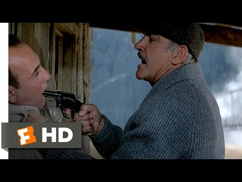The Untouchables (4/10) Movie CLIP - Malone's Methods (1987) HD