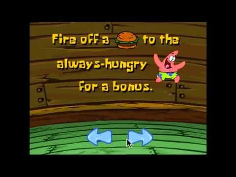 SpongeBob SquarePants Anchovy Feeding Frenzy - Full Game