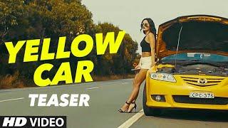 Yellow Rang Car - Deep Jandu    Jatinder Brar    Latest Punjabi Songs 2018    NTC Music Company