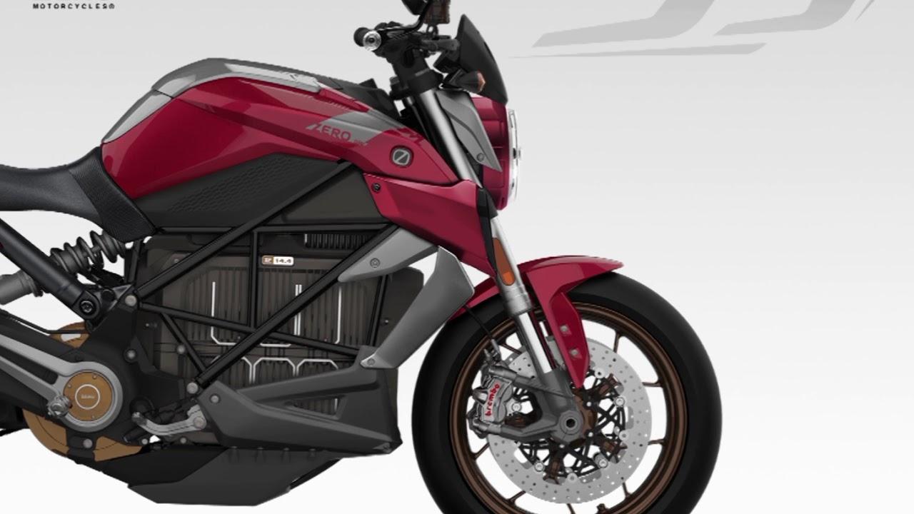 ZERO SR-F Naked Electric Motorcycle by Simon Designs - EV