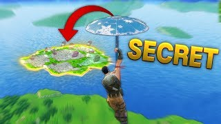 VOLER À SECRET MAP PLACE. | Fortnite Funny et Meilleurs Moments Ep.1