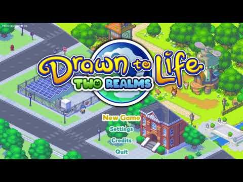 Game Play Drawn to Life: Two Realms #1 |