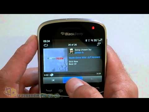 BBM Music demo video