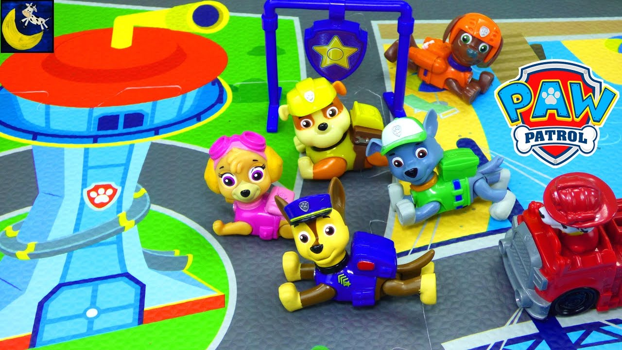 Paw Patrol Toys R Us Toys Foam Play Mat Puzzle And Pull