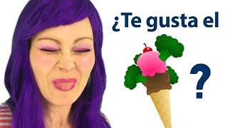 ¿Te Gusta El Helado De Brócoli 2 ? | Canciones Infantiles | Lily Fresh Español