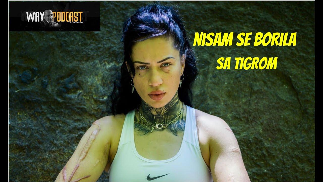 JULIJA PAJIĆ - Nisam se borila sa tigrom, nego... - Nikola Radin WAY Podcast 2020.