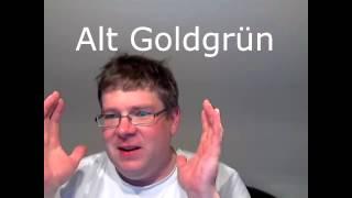 Fountain Pen Brands: German Pronunciation