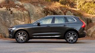 2017 Volvo XC60 - interior Exterior and Drive - CAR review