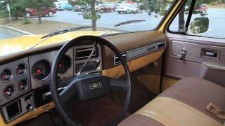 SOLD    1978 CHEVROLET SCOTTSDALE BIG 10 PICKUP  For Sale Drager's  206-533-9600