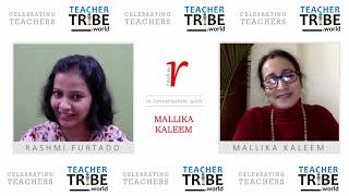 #Inconversationwith Ms. Mallika Kaleem