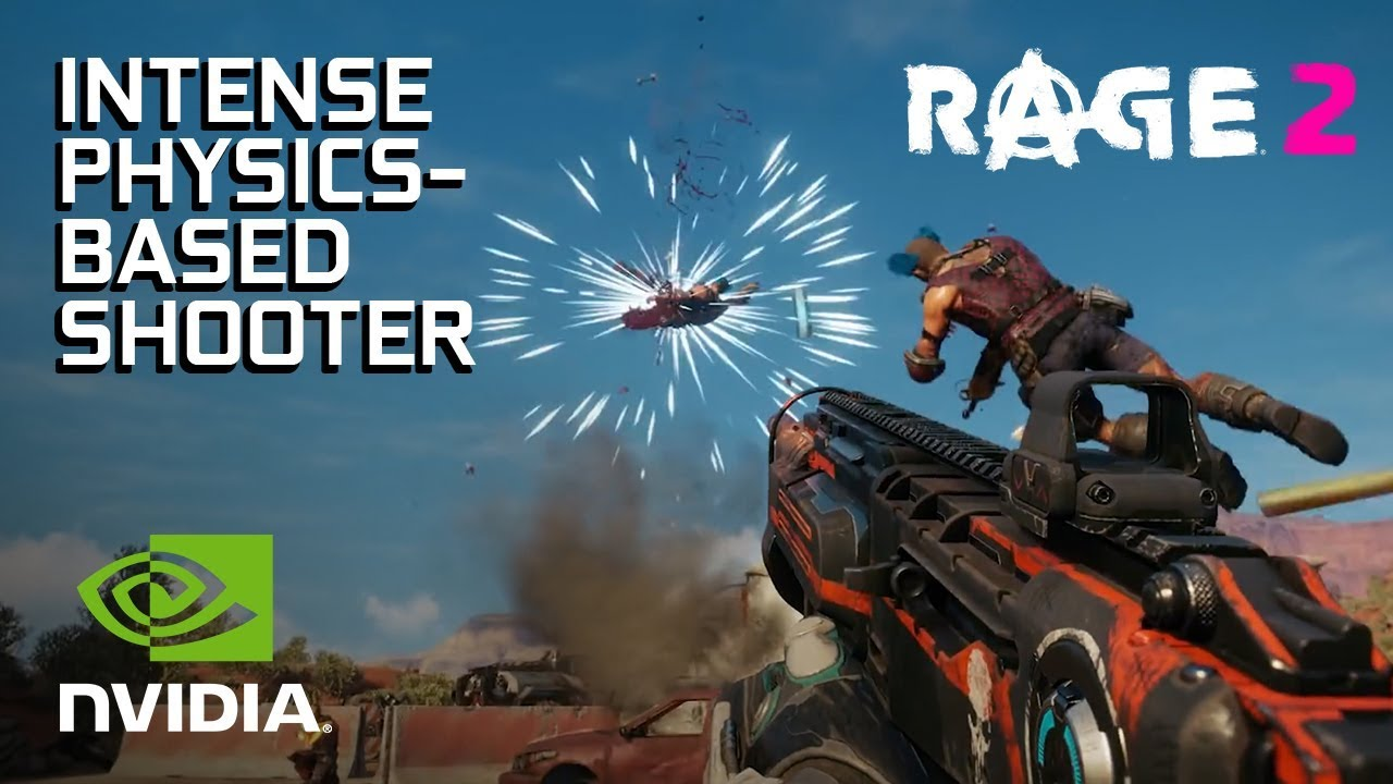 Rage 2 Ragdoll Physics Have Never Been More Fun Youtube