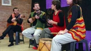 GRUPO LA CARRETA -  Música para niños