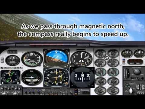 Lag, lead, dip, UNOS, ANDS, WTF? ✈ Compass Errors, Part 1: UNOS