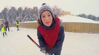 Хоккей в Сказке – русский тизер-трейлер (2017)