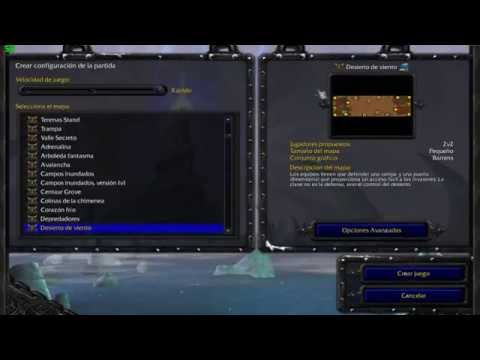 how to play warcraft 3 over hamachi with friends