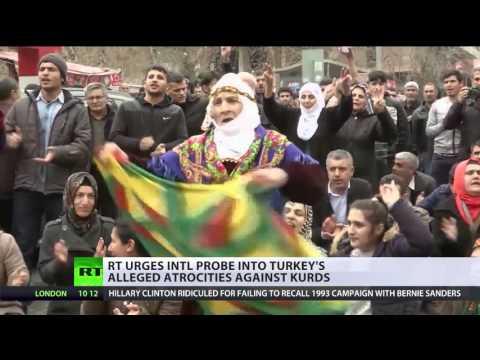 Erdogan threatens Kurds would follow 'Armenian fate' - UK Kurdish community to RT