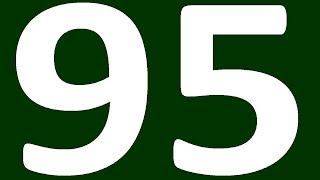 АНГЛИЙСКИЙ ЯЗЫК ДО ПОЛНОГО АВТОМАТИЗМА С САМОГО НУЛЯ  УРОК 95 УРОКИ АНГЛИЙСКОГО ЯЗЫКА